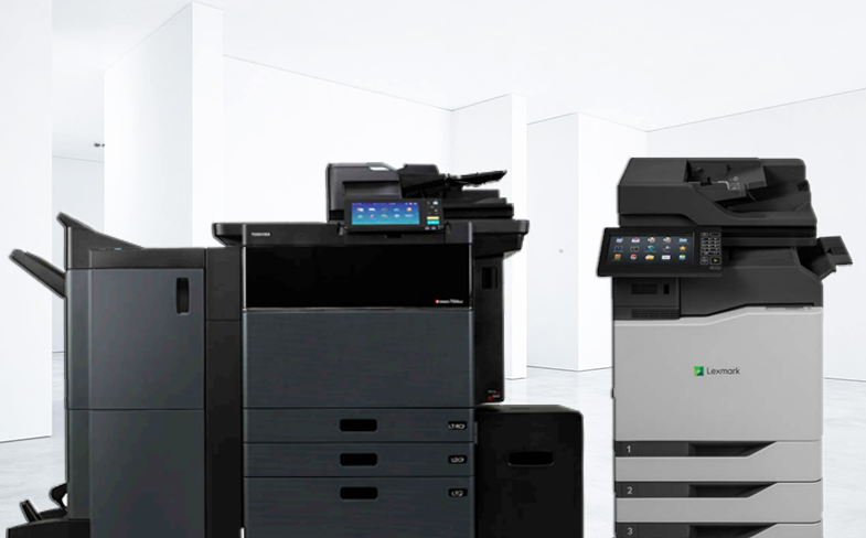 Multifunction printers / copiers fax machine with cooperative buying